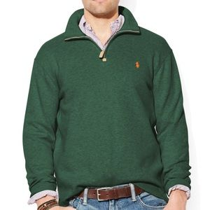 Polo Ralph Lauren • Green Pullover